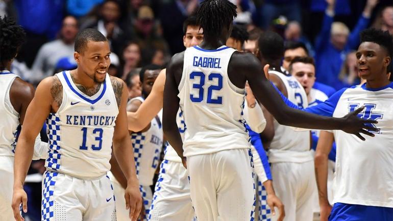 How To Watch Uk Basketball Play Etsu Game Time Tv: 2017 NCAA Tournament: How To Watch Kentucky Vs. Wichita