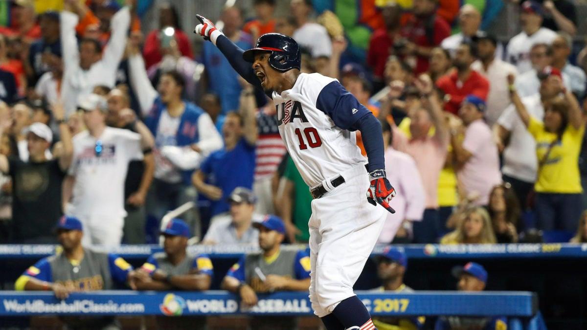 World Baseball Classic 2017: USA-Canada start time, channel
