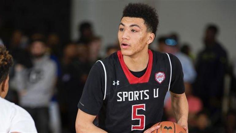 UVa top target Jahvon Quinerly puts on a show - CBSSports.com