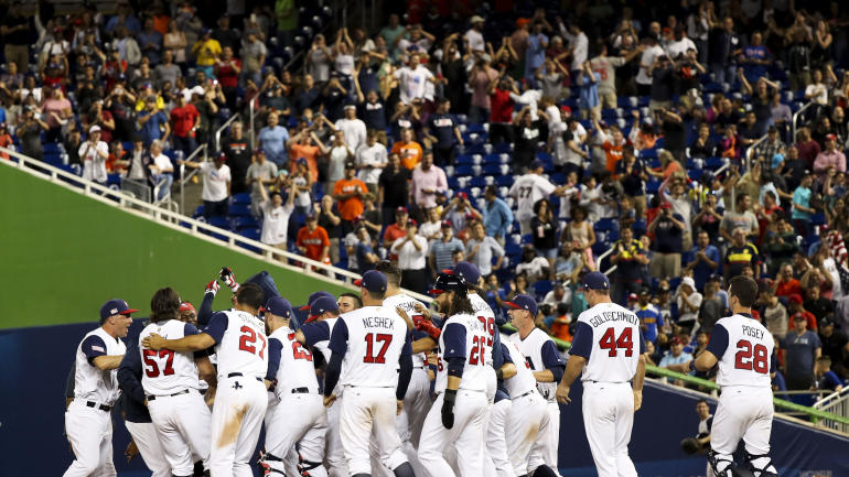 2017 World Baseball Classic: USA vs. Dominican Republic score, results, highlights, live blog
