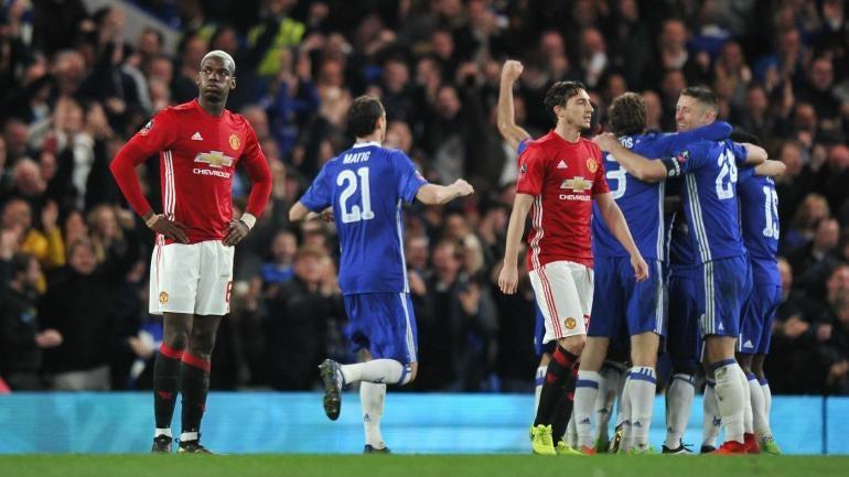 Chelsea Vs Manchester United Vs Fc Barcelona: Chelsea Vs. Manchester United Score, Highlights: Kante