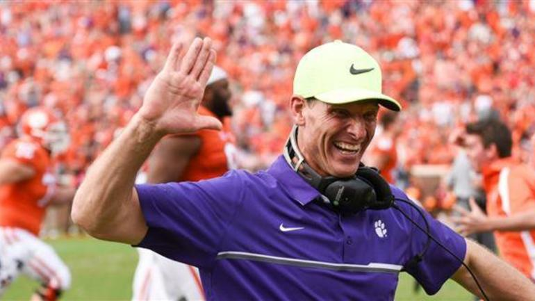 College Bowl Games 2017 >> Catching up with Brent Venables, whose leap of faith paid off - CBSSports.com