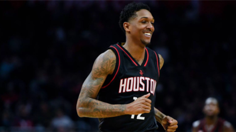 timeless design 61b31 2df34 Lou Williams sets a record in his first game against the ...