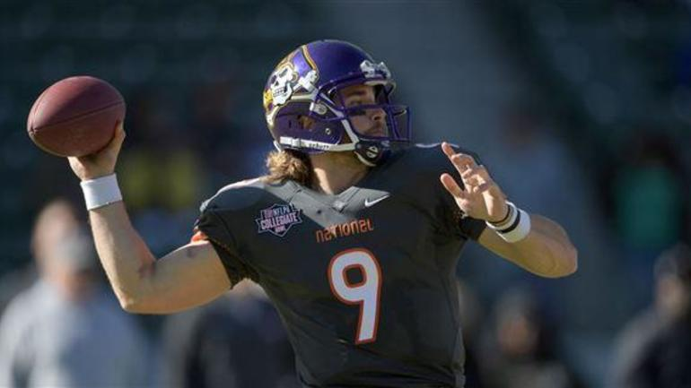 Philip Nelson Gets Mention As Qb Sleeper For 2017 Draft