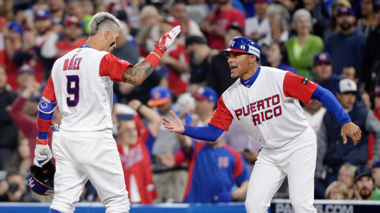 2017 World Baseball Classic USA vs. Puerto Rico score: US loss sets up must-win Saturday vs. Dominican Republic