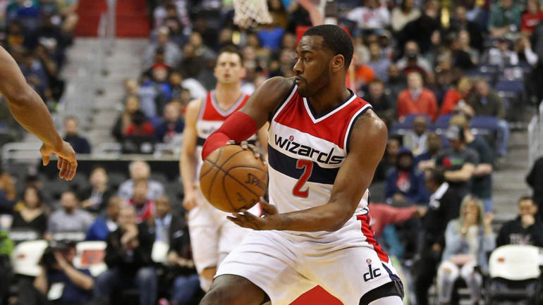 WATCH: John Wall goes for career-high 20 assists in win over Bulls