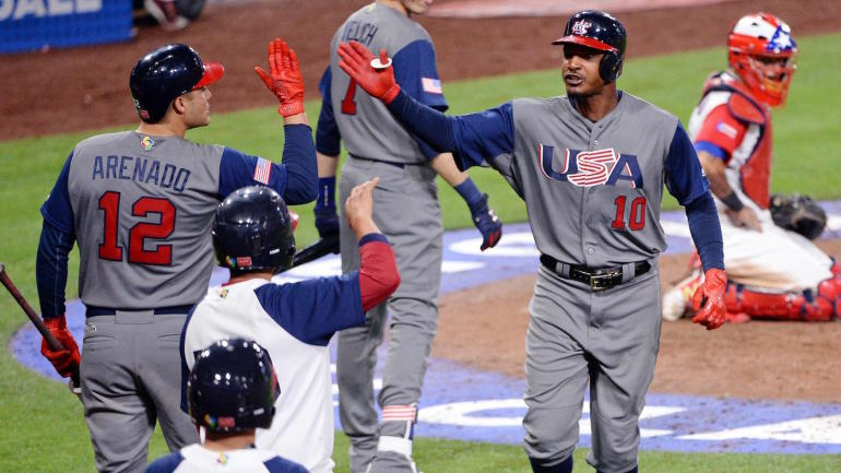 2017 World Baseball Classic USA vs. Dominican Republic final score: US beats Dominicans to advance to semifinal