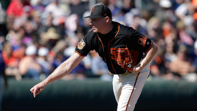 USA adds Mark Melancon to roster for World Baseball Classic semifinals