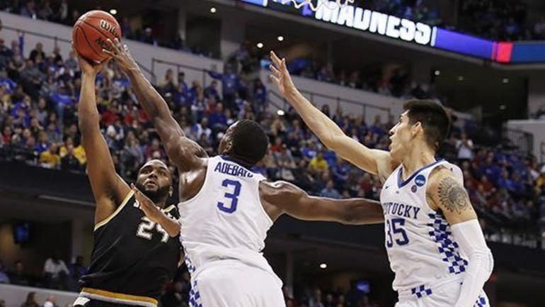 Cats survive Shockers sequel, advance to Sweet 16 ...