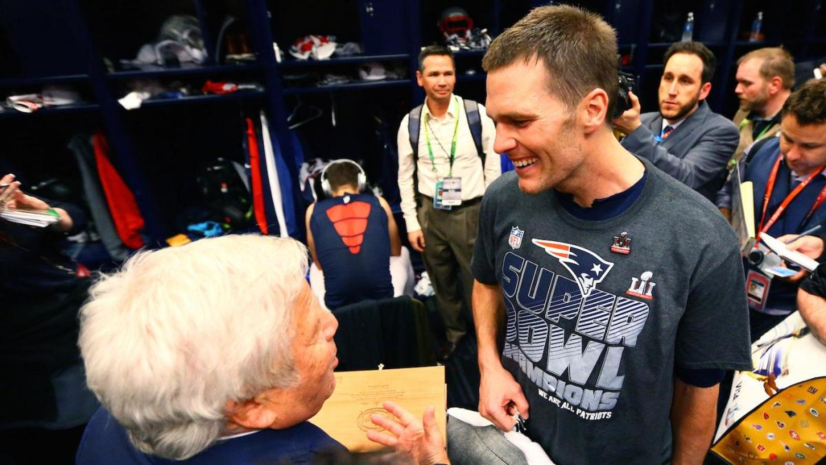 Who stole Tom Brady's jersey? Here's how NFL security reportedly ...