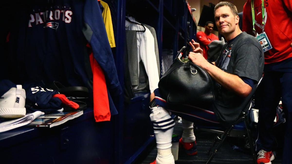 NFL: Tom Brady's Super Bowl jersey found, stolen by international ...