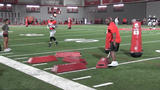 Ohio State dons full pads for spring practice