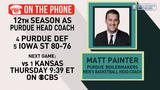Gottlieb: Matt Painter talks Purdue basketball