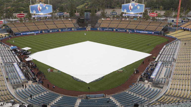 USA vs. Japan weather: Rain in forecast for 2017 World Baseball Classic semifinal