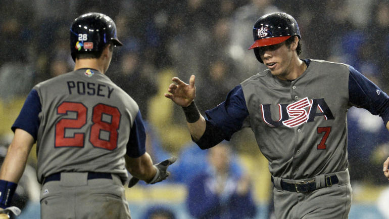 2017 World Baseball Classic USA vs. Japan final score: USA edges Japan to reach final
