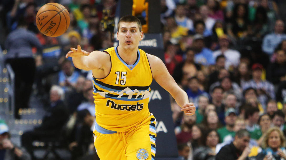 Behind the screen: The arrival of the NBA's next great passing big