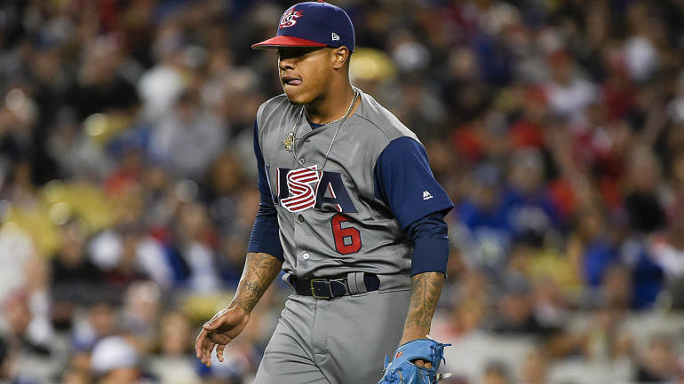 Extra fired-up Marcus Stroman steps up huge for USA vs. Puerto Rico in WBC final