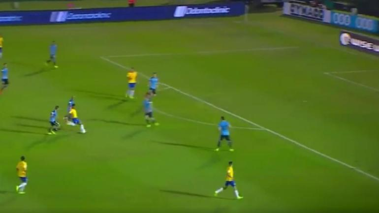 Brazil vs. Uruguay highlights: Paulinho nets long rocket goal in World Cup Qualifying