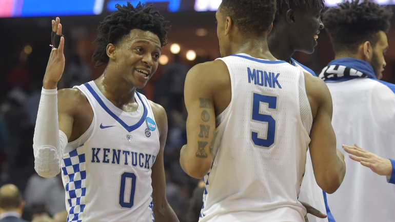 How To Watch Uk Basketball Play Etsu Game Time Tv: 2017 NCAA Tournament: How To Watch Kentucky Vs. North
