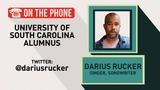 Gottlieb: Darius Rucker talks South Carolina basketball