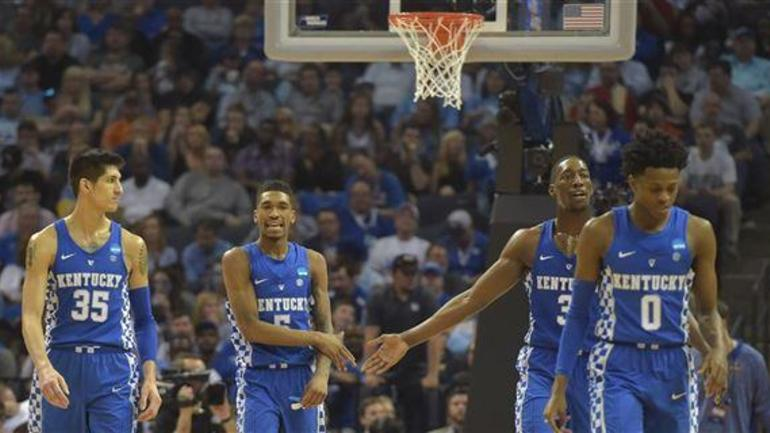 Uk Basketball 2016 17 Hype Video: By The Numbers: Kentucky's 2016-17 Season