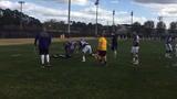 East Carolina defensive line work