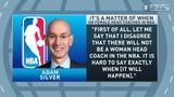 Gottlieb: Adam Silver focused on having a woman head coach