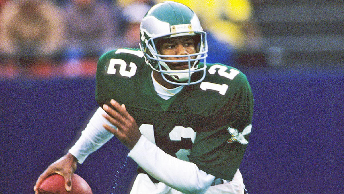 timeless design 655cc bfb96 Randall Cunningham: 'I'm praying Carson Wentz outdoes ...