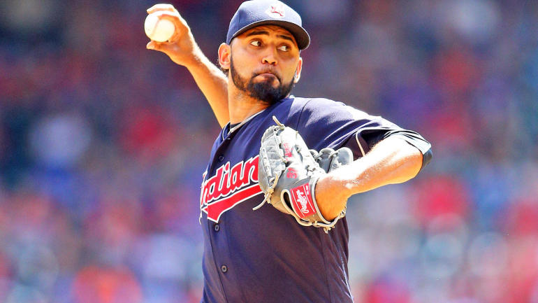 MLB Winter Meetings rumors: Cubs, Indians reportedly talking Danny Salazar trade