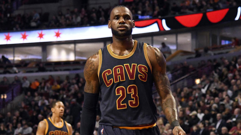 LeBron James says Cavs are in