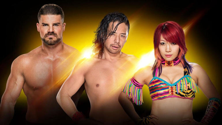 NXT TakeOver: Orlando results -- Live updates, matches, card, highlights