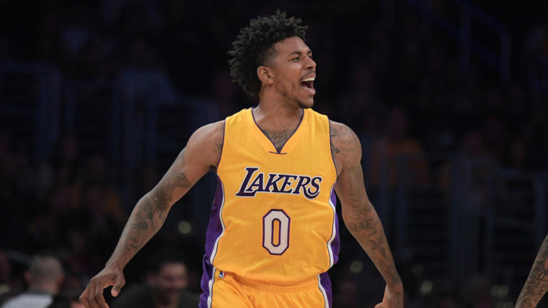 Report: Lakers shut down Nick Young for the remainder of the season