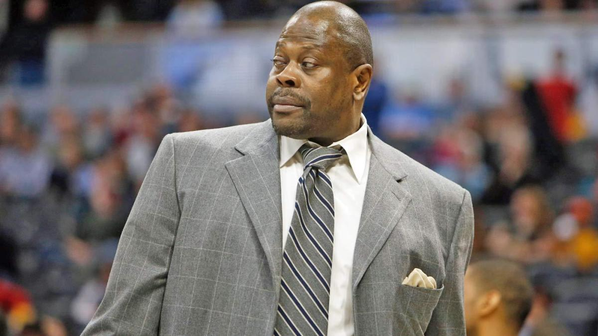 Patrick Ewing says his Olympic gold medals, Georgetown championship ring were stolen from home