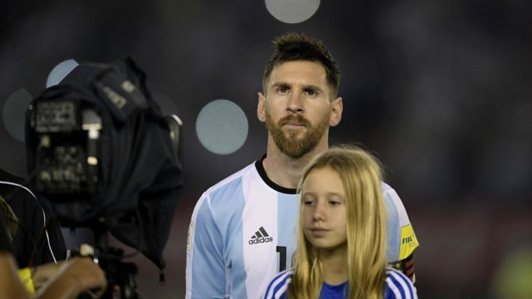 155a6026e32 World Cup 2018  Adidas releases sick jerseys for Messi s Argentina ...