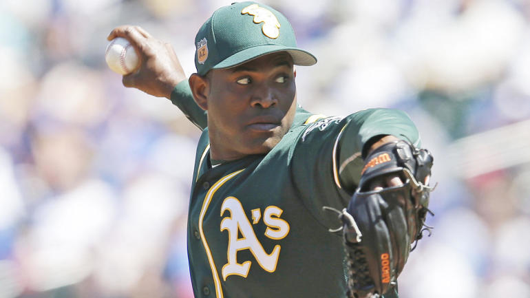Fantasy Baseball Waiver Wire: Santiago Casilla gets first crack, but Jeanmar Gomez on thin ice