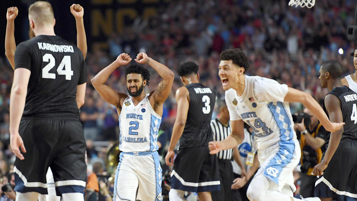 WATCH: UNC gets its 'One Shining Moment' as 2017 NCAA ...