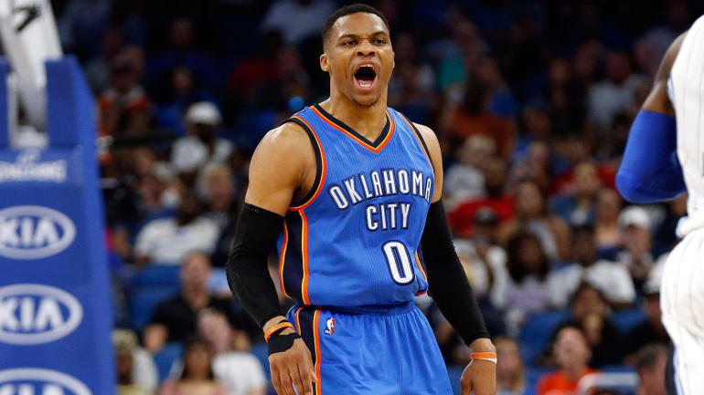 Russell Westbrook tied Oscar Robinson - CBSSports.com