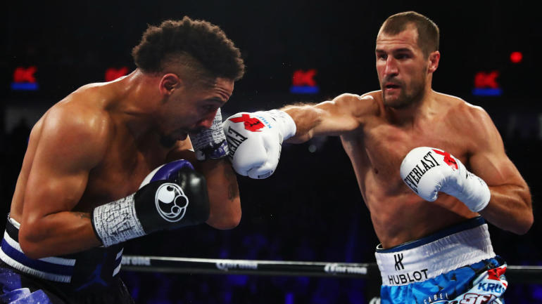 Sergey Kovalev wants to punch Andre Ward in the head every time he looks at him
