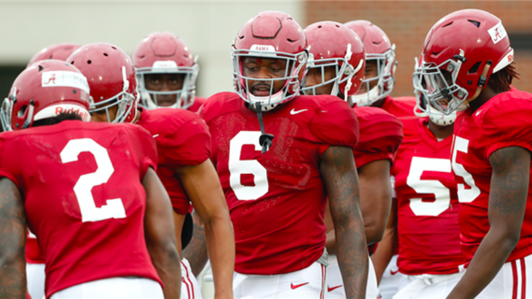 college football gameday schedule cbs sports alabama football