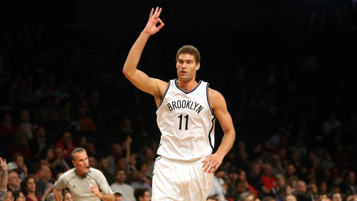 brand new e16e1 1e538 Nets-Celtics highlights: Brook Lopez becomes Brooklyn's all ...
