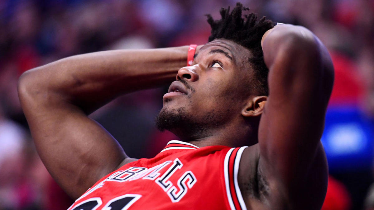 NBA Trade Rumors: Bulls' Jimmy Butler is 'gone,' it's just a