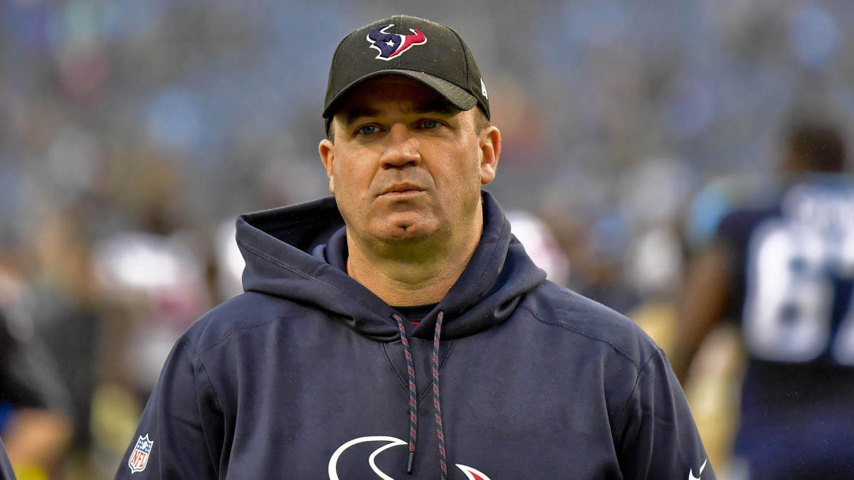 Texans reportedly make unorthodox decision for vacant general manager job