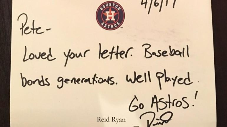 One dad is making the 30 MLB teams compete for his son