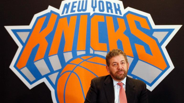 New York Knicks And Rangers Owner James Dolan Could Be Preparing To