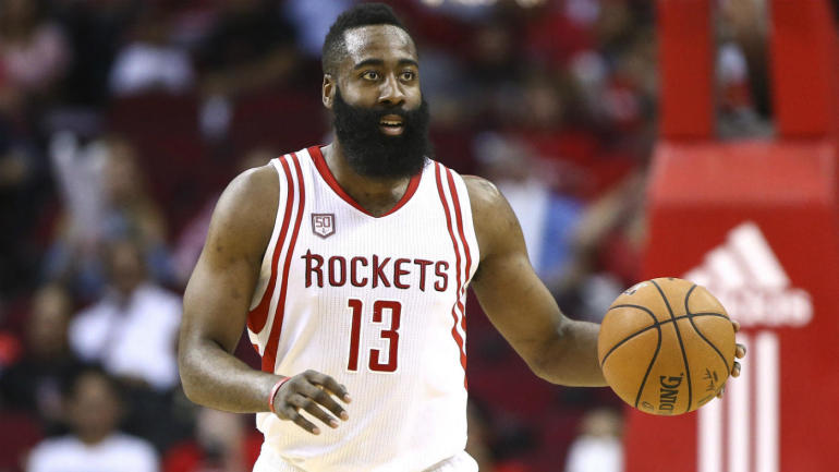 WATCH: James Harden caps statistical feat that rivals Westbrook