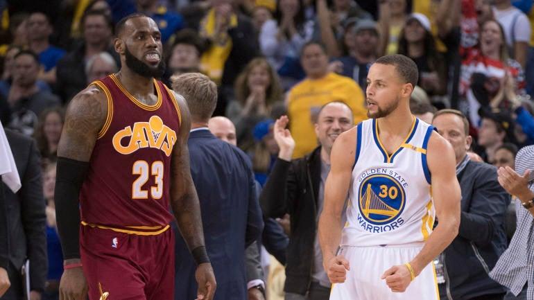 NBA All-Star Game draft results  LeBron James d650b7176