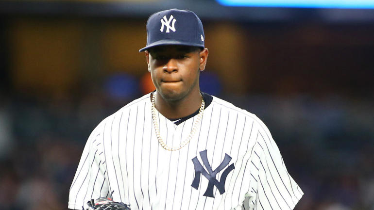Fantasy Baseball: Is Luis Severino figuring it out ...