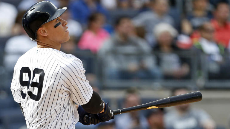 Fantasy Baseball: Aaron Judge making needed changes, so go ...