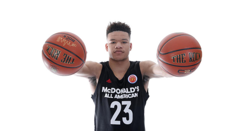 Father of 5-star recruit Kevin Knox says they turned down $1.4 million to play in China