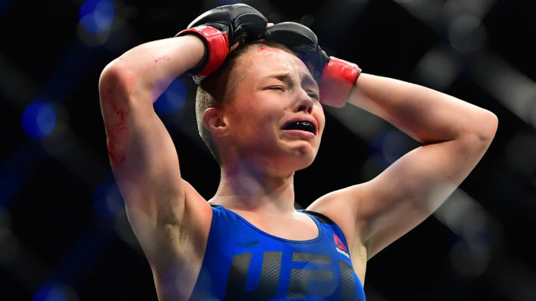 UFC 217 results: Rose Namajunas crushes Joanna Jedrzejczyk to win strawweight title